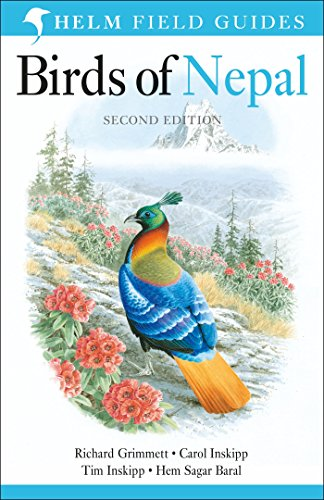 Birds of Nepal (Helm Field Guides) por Richard Grimmett