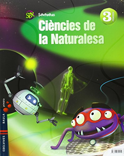 Cioencies de la Naturalesa 3º Primaria + Comic (Superpixépolis) - 9788426394255 por Jose Javier Garcia Iglesias