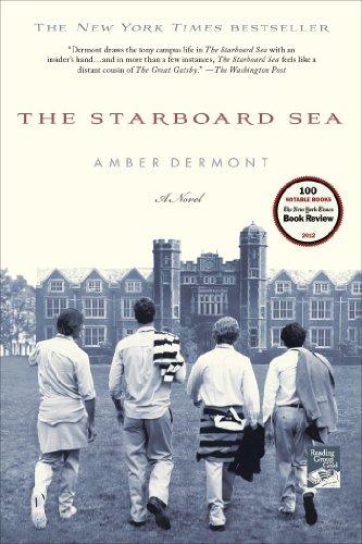 The Starboard Sea: A Novel (Amber Hurricane)