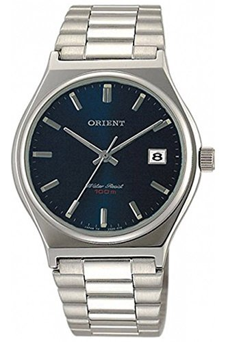 Orient Women's Analogue Quartz Watch with Stainless Steel Strap FUN3T003D0