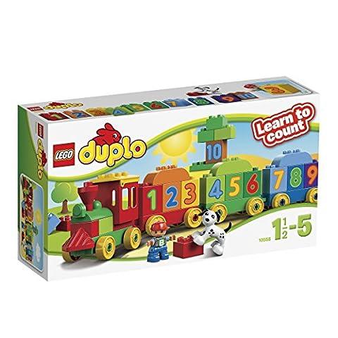 LEGO DUPLO 10558 - Zahlenzug