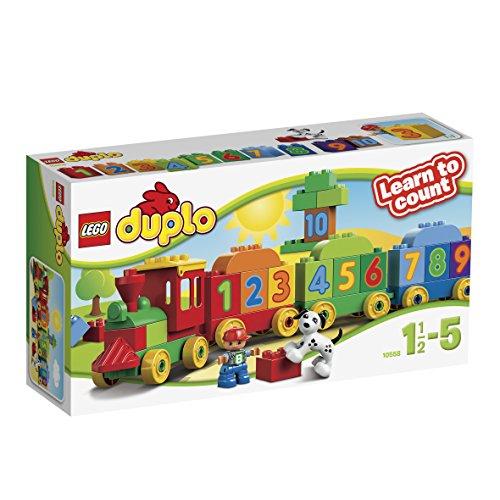 Lego Duplo 10558 - Il Treno Dei Numeri