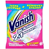 Vanish Oxi Action 2 in 1 Magnets 5 per pack x 4