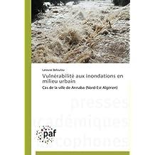 Vulnérabilité aux inondations en milieu urbain