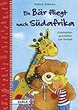 Ein Bär fliegt nach Südafrika: Kindergartengeschichten zum Vorlesen