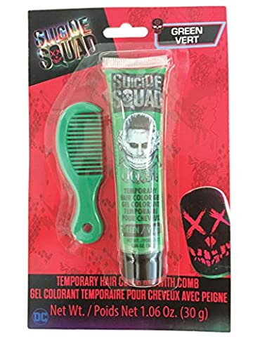 The Joker Temporary Hair Color Gel with Comb