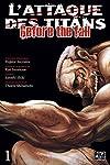 L'Attaque des Titans - Before the Fall Edition simple Tome 1