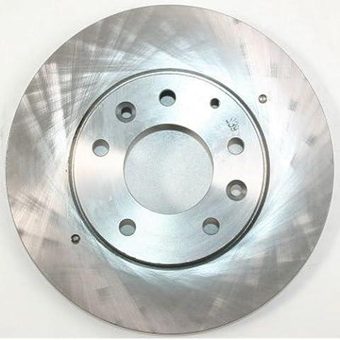 ABS 17095 Discos de Frenos, la Caja Contiene 2 Discos de Freno