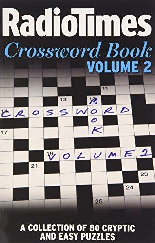 """Radio Times"" Crossword Book: v. 2"