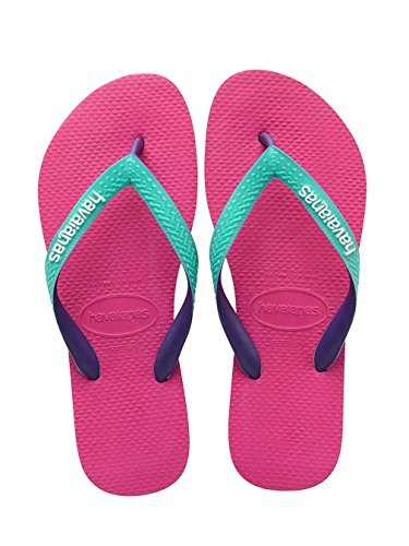 Havaianas Top Mix, Tongs Femme Mehrfarbig (Raspberry Rose 5512)