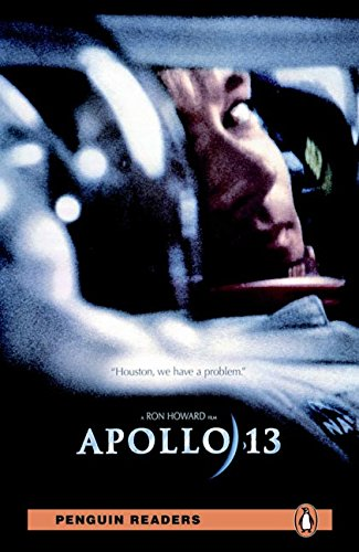 Penguin Readers 2: Apollo 13 Book and MP3 Pack (Pearson English Graded Readers) - 9781408284919