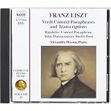Liszt: intégrale de l'oeuvre pour piano Vol. 25