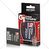 GLOBAL TECHNOLOGY BATTERIES GT IRON pour Motorola L6/K1/L2/L7 900 BC50