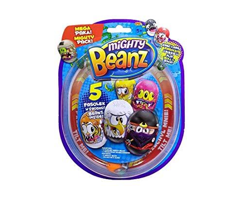 Epee Figurki Fasolki Mighty Beanz - 5-pak Blister [FIGURKA]