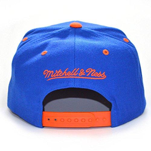 Imagen de mitchell & ness  new york knicks team arch blå/orange snapback alternativa