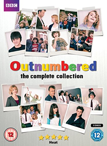 Outnumbered - Series 1-5 Box Set [9 DVDs] [UK Import]