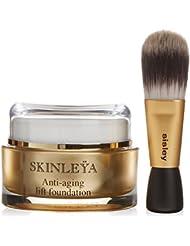 Sisley Skinleÿa glättende Anti-Aging Foundation 50 Biscuit unisex mit Pinsel 30 ml, 1er Pack (1 x 0.153 kg)