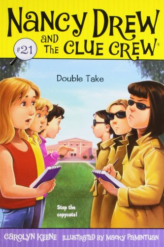 Double Take (Nancy Drew and the Clue Crew, Band 21) (Stores Crew Clothing)