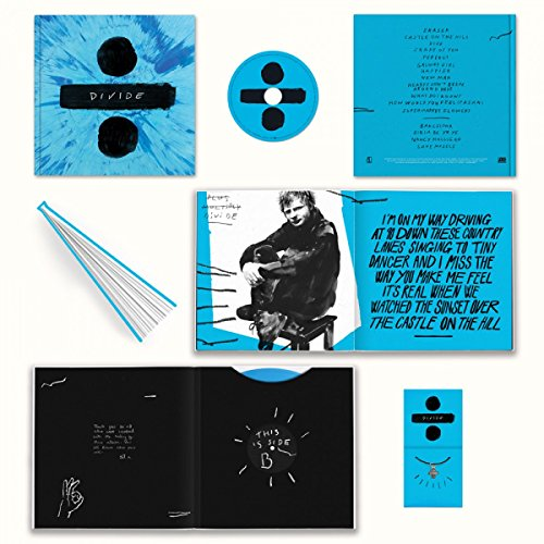 ÷ : Limited Deluxe Boxset
