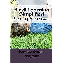Make Hindi Sentences: Hindi Learning Simplified (English Edition)