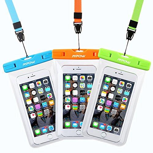 Custodia universale impermeabile per smartphone compatibile con cellulari fino a 5,7 pollici
