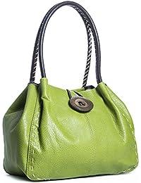 Amazon.co.uk: Green - Handbags & Shoulder Bags: Shoes & Bags
