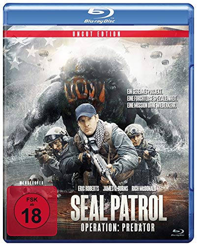 Seal Patrol - Operation Predator [Blu-ray]