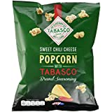 JIMMY'S Popcorn Tabasco Sweet Chili Cheese 90 g - Pack de 8