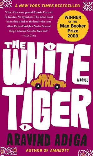 The White Tiger: A Novel (English Edition) eBook: Adiga, Aravind ...