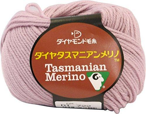 Dia Tasmanian Merino Wolle grob lila Serie 40 g 120 m -