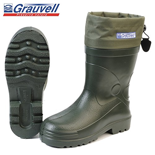 Grauvell Alaska Arctic -30 Thermal Fishing boots All Sizes RRP £59.95
