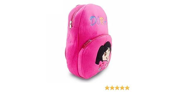 Aai Dora Cute Plush Cartoon Backpack for Kids f7ca5187ece1d