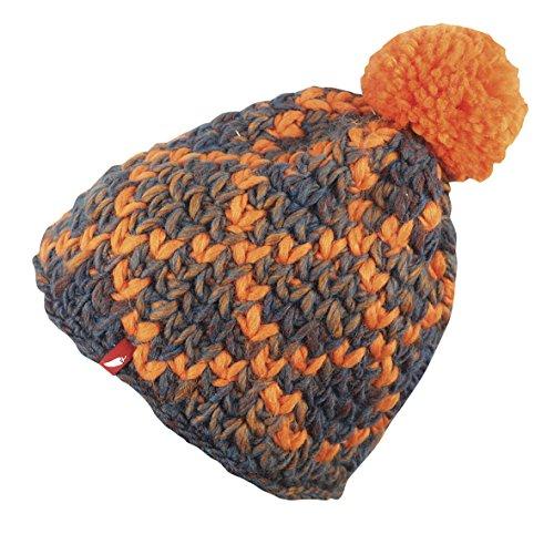 RED HOT® MORELIA Cappello di lana - Fatti a mano - Unica (Berretto Toque), Red Hot Farben_2:MORELIA 2