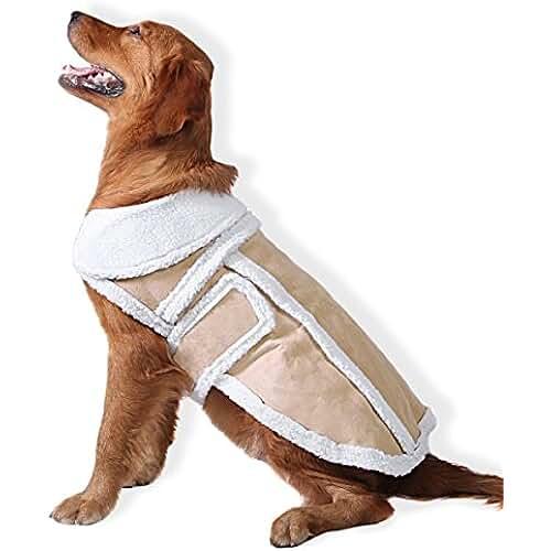 regalos tus mascotas mas kawaii PETCUTE Perro Invierno Abrigo Caliente Capa Ropa Frío Tiempo Para Mascotas Adorable Suave Abrigo de Lana Regalo de Halloween de Navidad