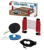 Dal Negro DAL Set Ping-Pong Gioco Sportivo Sport Giocattolo 705,, 8001097539048