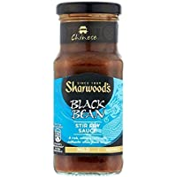 Sharwood's Stir Fry Sauce - Black Bean (195g) by Groceries