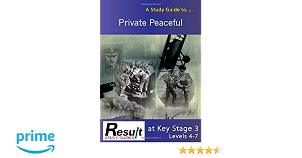 private peaceful comprehension questions and answers