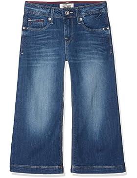 Tommy Hilfiger Culotte Dbstr, Pantalones para Niñas