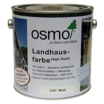 Osmo 2703 Country Colour Charcoal 2.5L
