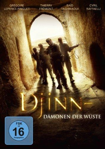 Bild von Djinn - Dämonen der Wüste