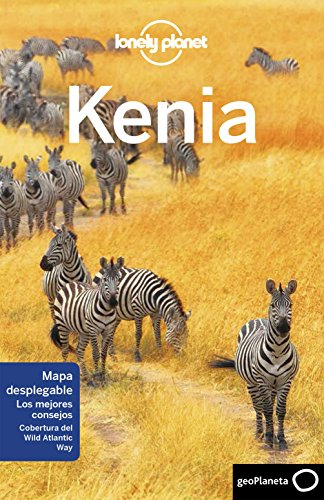 Kenia 3 (Guías de País Lonely Planet)