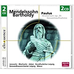 """Mendelssohn: Paulus, Op.36, MWV A14 / Part 2 - No.42 Chor und Rezitativ: """"Schone doch deiner selbst""""- """"Was machet ihr"""""""