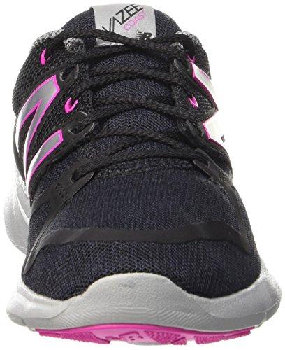New Balance Damen Wcoaspy Laufschuhe Bleu (Navy/Pink/427)