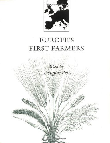 Europe's First Farmers Paperback
