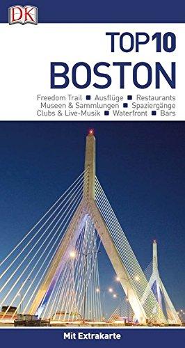 Boston Back Bay (Top 10 Reiseführer Boston: mit Extrakarte und kulinarischem Sprachführer zum Herausnehmen)