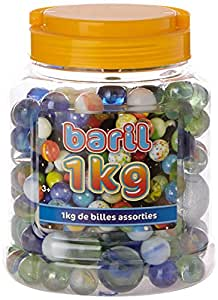Potentier - 9115 - Baril 1 Kg De Billes