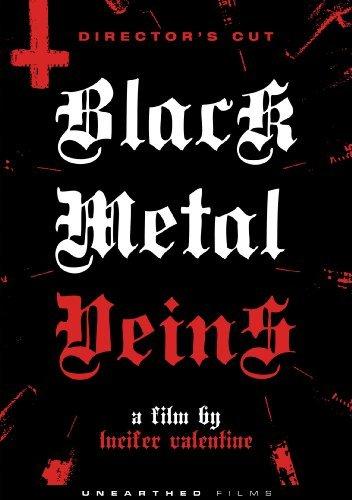 Black Metal Veins: Uncut And Uncensored by Brad Allen, Raven, Doom, Autumn Misery Lucifer Valentine