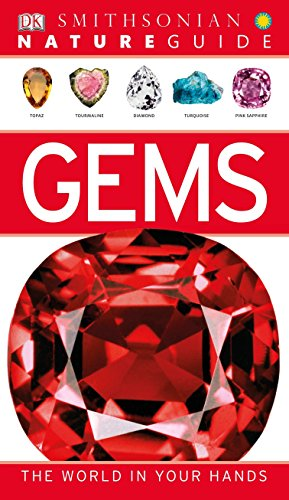Nature Guide: Gems: The World in Your Hands (Smithsonian Nature Guide) por Dk