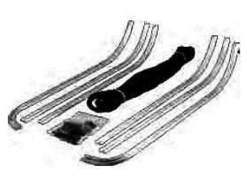 RAYAS ALFOMBRILLAS PARA VESPA PX 125 150 200 PXE ARCOIRIS (SERIE