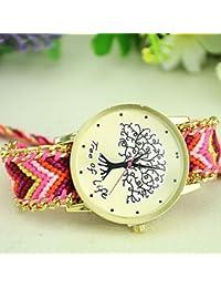 Reloj mujer correa etnica